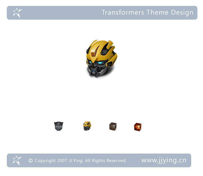 Transformer Icons by JJ-Ying