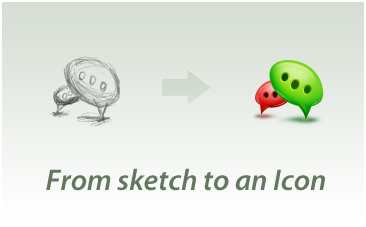 Creating an Icon from Sketch