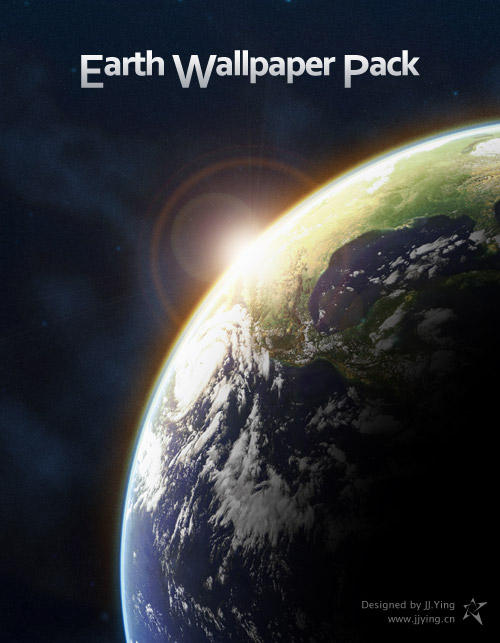 Earth Wallpaper Pack by JJ-Ying