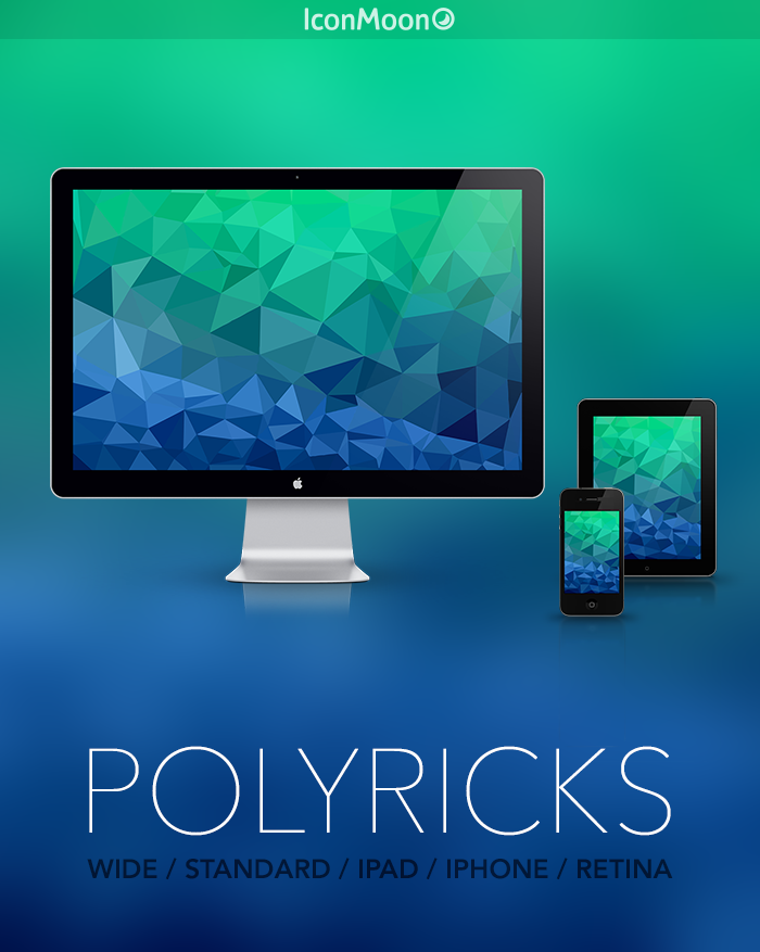 Polyricks Wallpaper by JJ-Ying