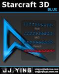 Starcraft 3D_Blue