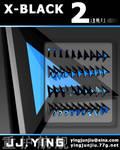 X-BLACK 2 :BLUE: