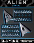X-Alien 2_GREY