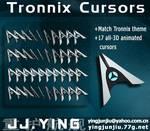 Tronnix_Cursors