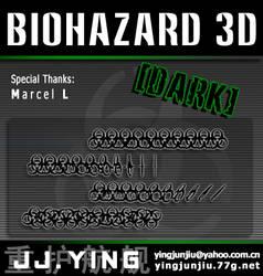 Biohazard 3D Dark