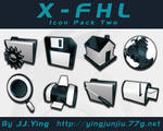 X-FHL Icon Pack 2