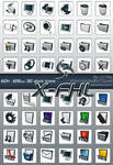 X-FHL Dock Icons