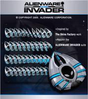 Alienware Invader by JJ-Ying