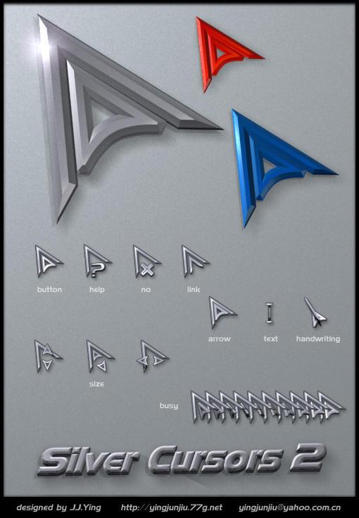 X-Alien Cursors
