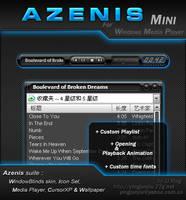 Azenis Mini by JJ-Ying
