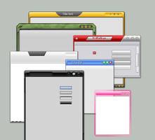 Window Frames--PSD souce files by JJ-Ying
