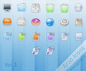 Arzo Icons Vol.1