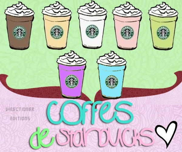 Coffes PNG by DirectionerEditions