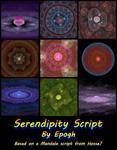 Serendipity script by Epogh by Epogh