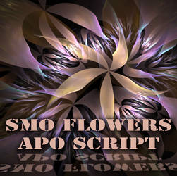 Smo Flowers Apo Script by Epogh