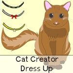 Cat Creator Dress Up by Snowbristle