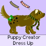 Puppy Creator Dress Up by Snowbristle