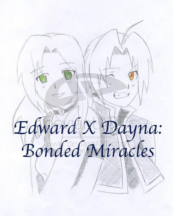 EdwardXDayna: Bonded Miracles by printingpony85