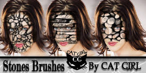 stones brushes 2 By CAT GIRL