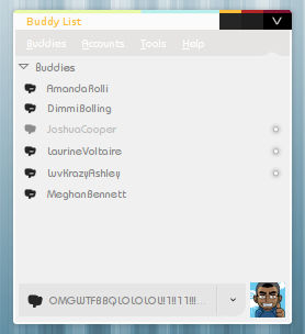 Pidgin GAIA 08 Status Icons