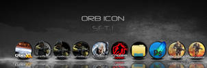 Orb Icon Set 1