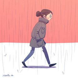 Walk cycle (GIF Animation)