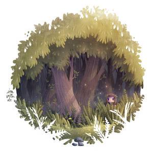 hideaway (GIF animation)
