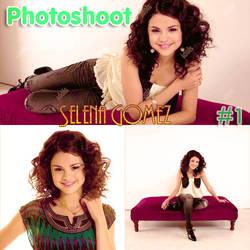 Photoshoot Selena Gomez by GabyEditions