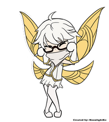 Zephyr Mini-Caramelldansen by MoonlightKo