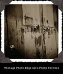 Vintage Photo Edge and Corner