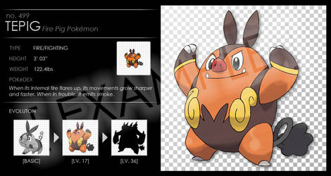 - Free - Fakemon Template 001