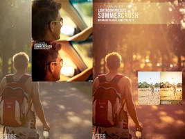 SummerCrush - Lightroom 4 Preset by BravePlanet