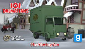 [SFM/GMOD DL] The Moving Van
