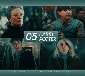 Harry Potter Icon Pack