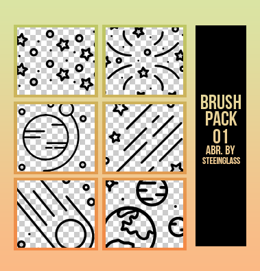 brushes x pack 01