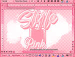 Another pink style x steeinglass