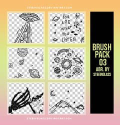 brushes x pack 03