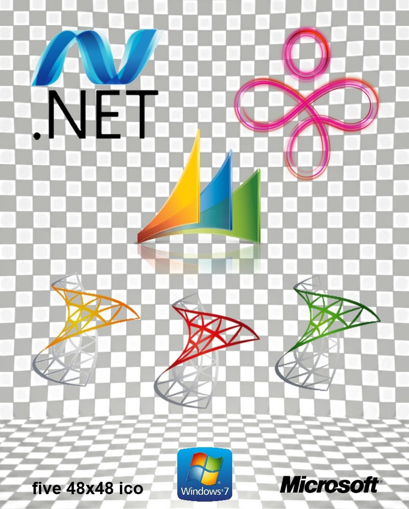 Microsoft Products Logos Icons By Leikoo