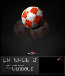DX ball 2 screensaver by Leikoo
