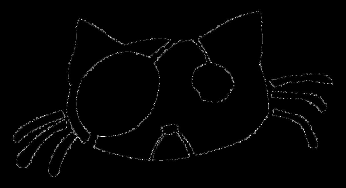 Pumpkin Carving Cat Stencils Free