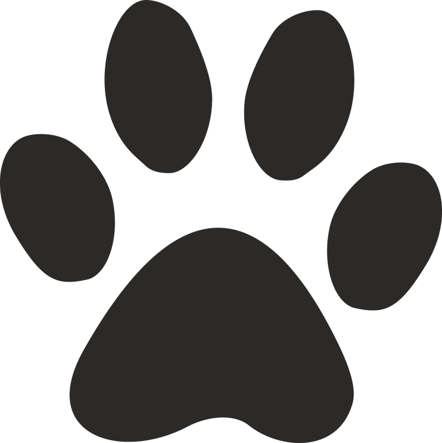 Pin Tiger Paw Print Coloring Page Image Search Results On