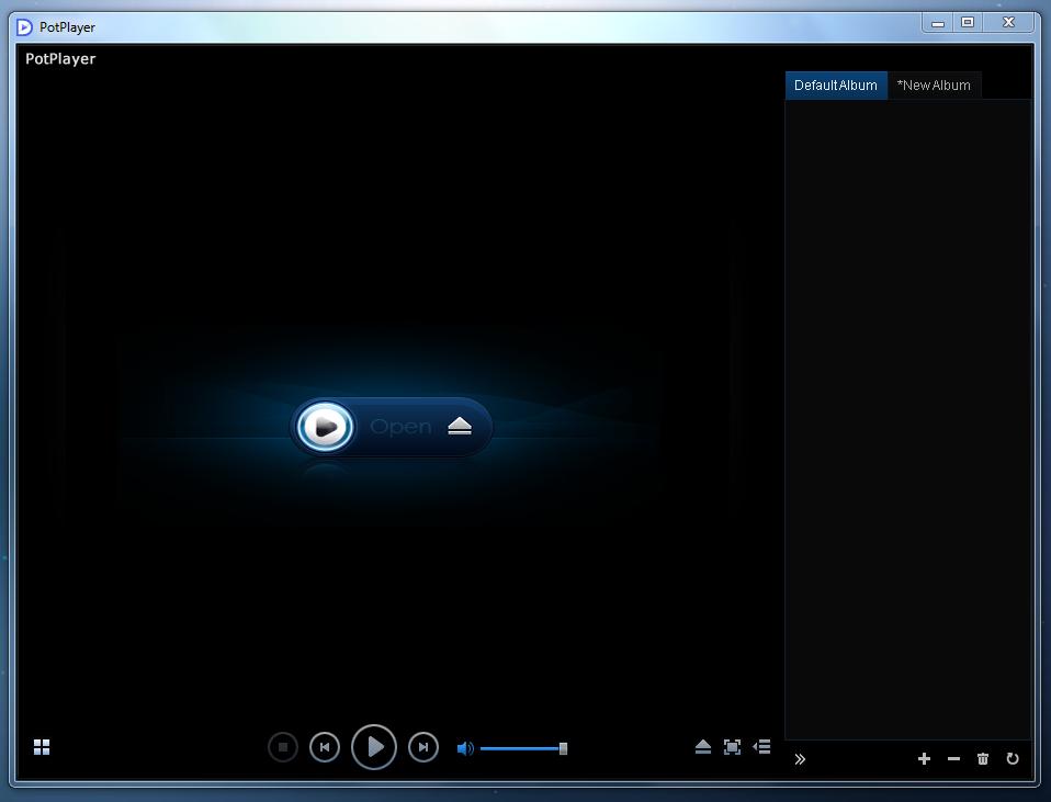 XMP4 PotPlayer Window Aero English by stokenash