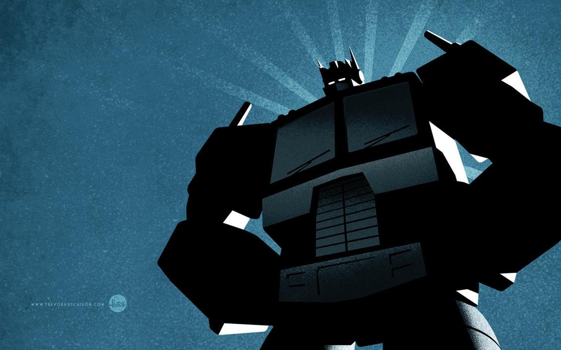Optimus Prime wallpapers by trevhutch on DeviantArt