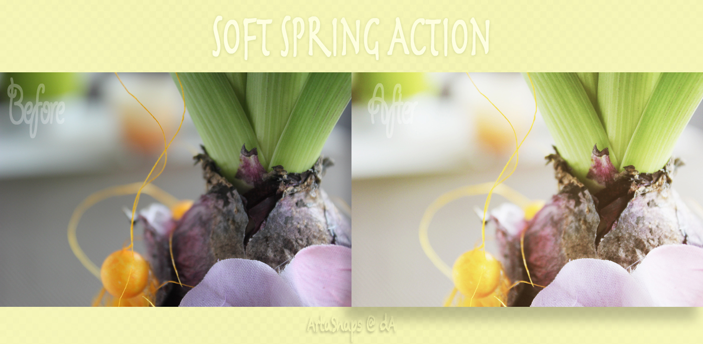 Soft Spring Action [PS]