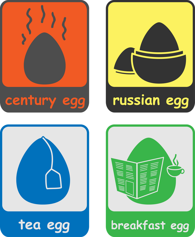 Ester Egg Icons V1 by Chaos-Of-Fubuki