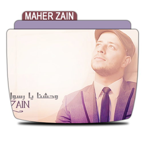 Maher Zain Icon by mahmoud9310