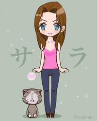 4 Adella-chan ID by Teruchan