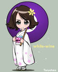 Chibi White-Wine chan