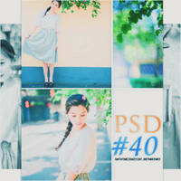 PSD #40 by gatothecrazycat