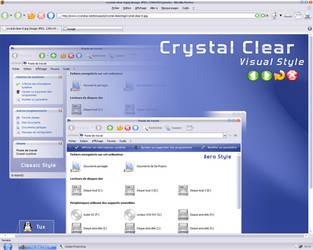 CrystalClear for Firefox 1.5 by fcys14